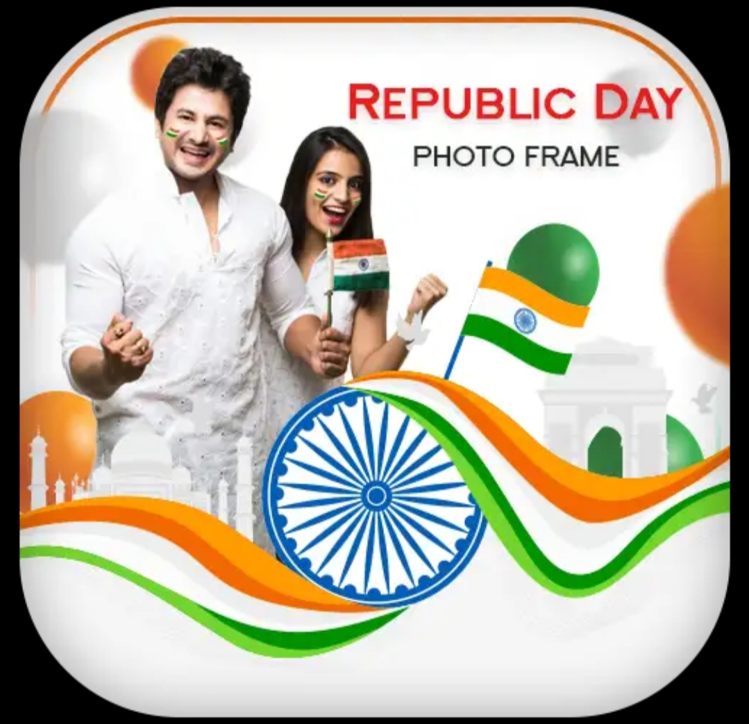 Republic Day 2021,Republic Day Photo Frame 2021