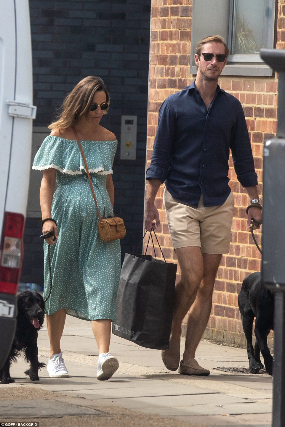 Pippa Middleton Welcomes a Baby Boy with Husband James Matthews