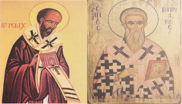 Santo Felix dari Afrika Utara