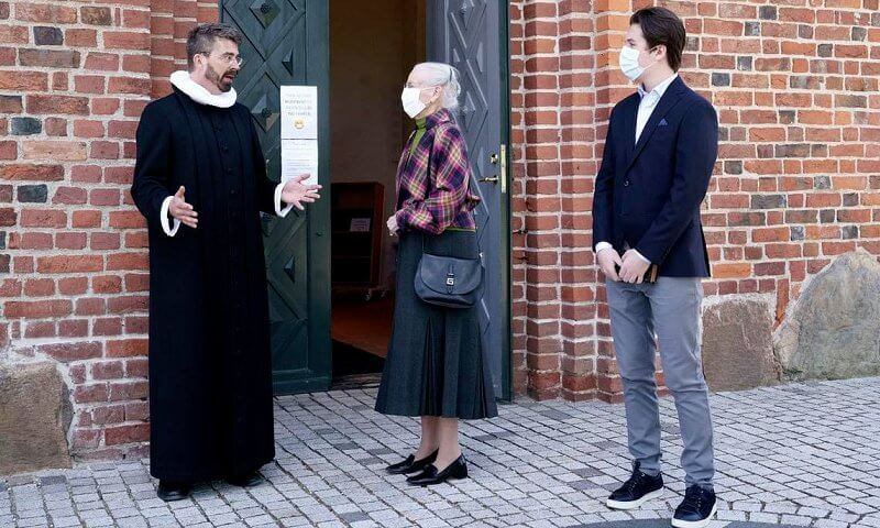 Prince Christian, the eldest child of Crown Prince Frederik and Crown Princess Mary is second in line to the Danish throne. Princess Isabella