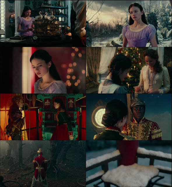 The Nutcracker and the Four Realms 2018 Dual Audio 1080p BluRay