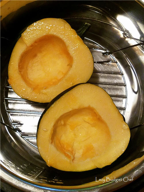 can you cook acorn squash in an instant pot