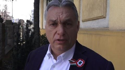 Orbán Viktor a határzárról tárgyalt a szerb köztársasági elnökkel - erre jutottak