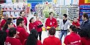 شركة كبيرة ديال الاسواق التجارية الممتازة - HYPERMARCHE باغي تخدم 60 منصب بالباك في بزاف ليبوست
