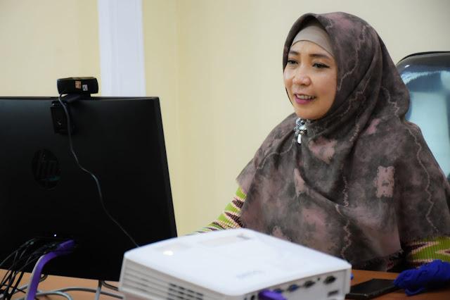 Dalam Webinar Ikatan Alumni S3 UNJ, Wagub Paparkan Kebijakan Strategis Pendidikan di NTB