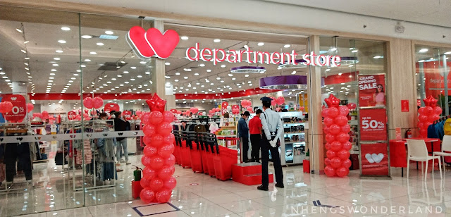 W Department Store - WalterMart Mall Antipolo