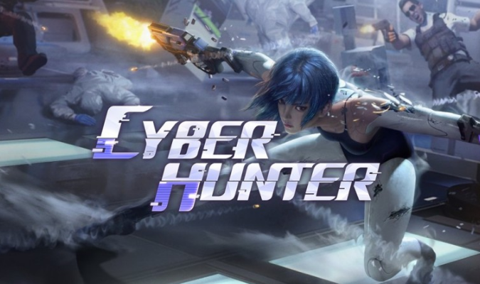 Rekomendasi Game Android HD Gratis - Cyber Hunter