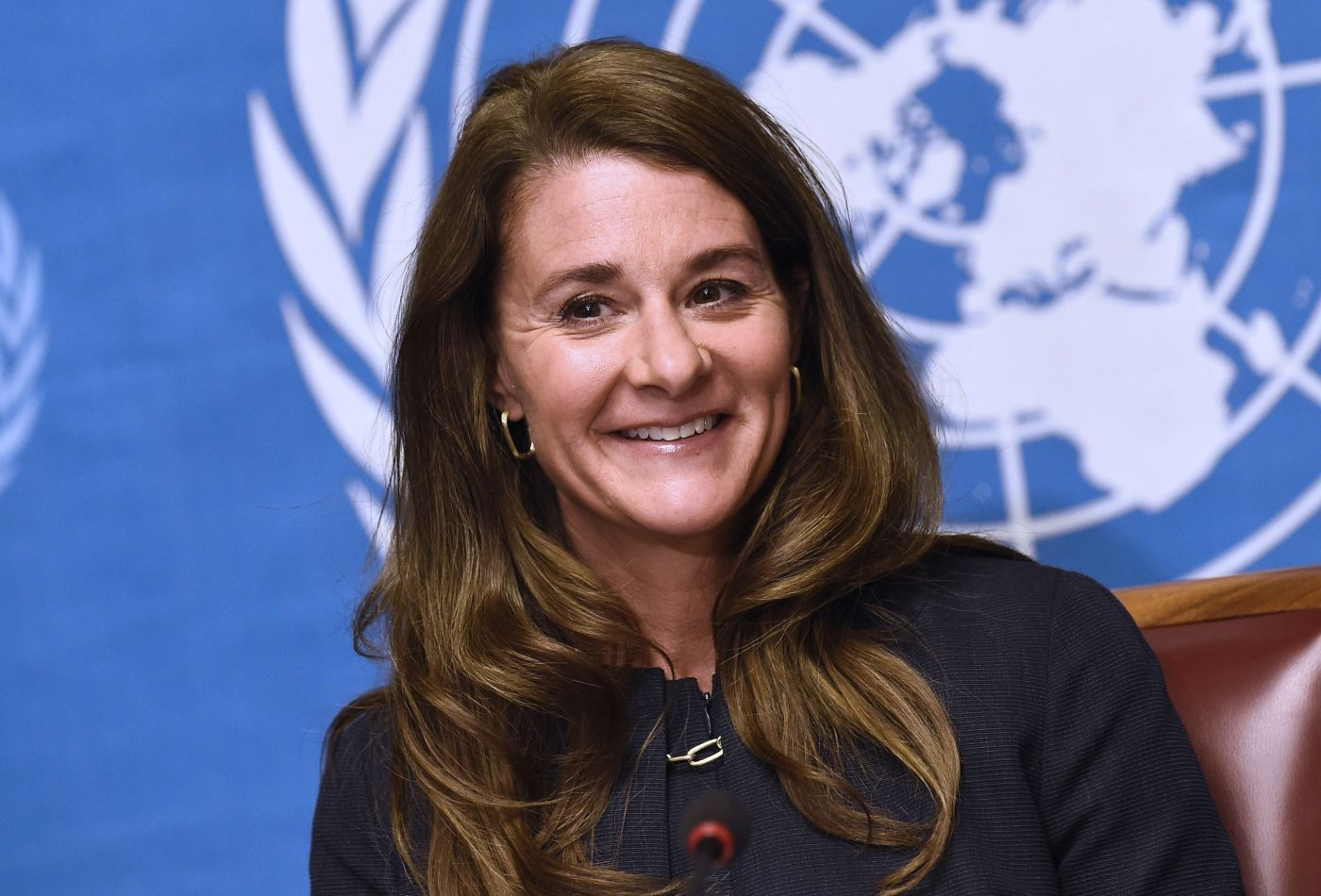 Bill Gates' Wife Melinda Gates Speaks On Coronavirus says I See Dead Bodies In The Streets Of Africa