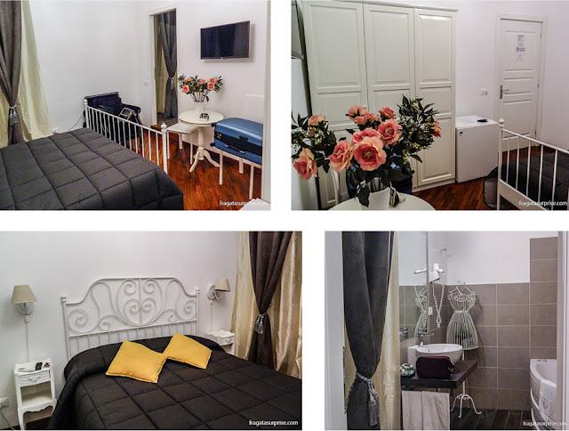 Apartamento da Testaccio Village Guesthouse, em Roma