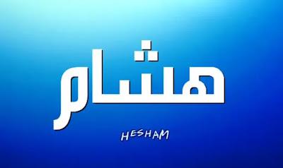 تفسير اسم هشام في المنام لابن سيرين