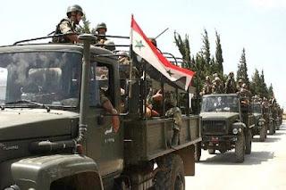 Tentara Suriah Mulai Mundur dari Jalan Raya Utama di Aleppo