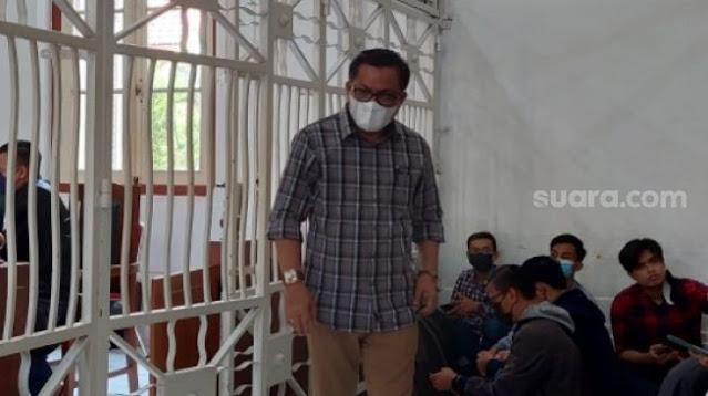 Nurdin Abdullah: Saya Mohon Saksi Minta Ampun Kepada Allah, Ini Sangat Berbahaya