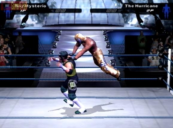 WWE SmackDown! Here Comes the Pain PS2 GAME ISO Gameplay