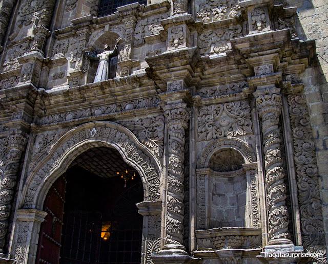 Igreja de San Francisco, La Paz, Bolívia