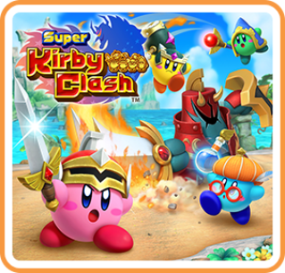 Super Kirby Clash Switch NSP XCI