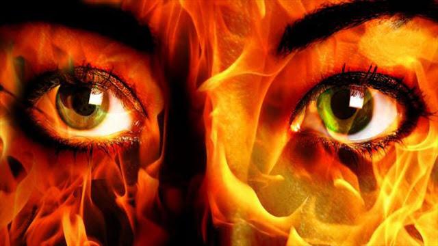 اعراض الحسد بين الزوجين