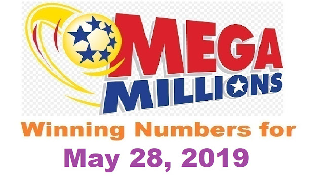 Mega Millions Winning Numbers For Tuesday, May 28, 2019