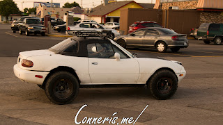 Mazda Miata Off-Road Mods