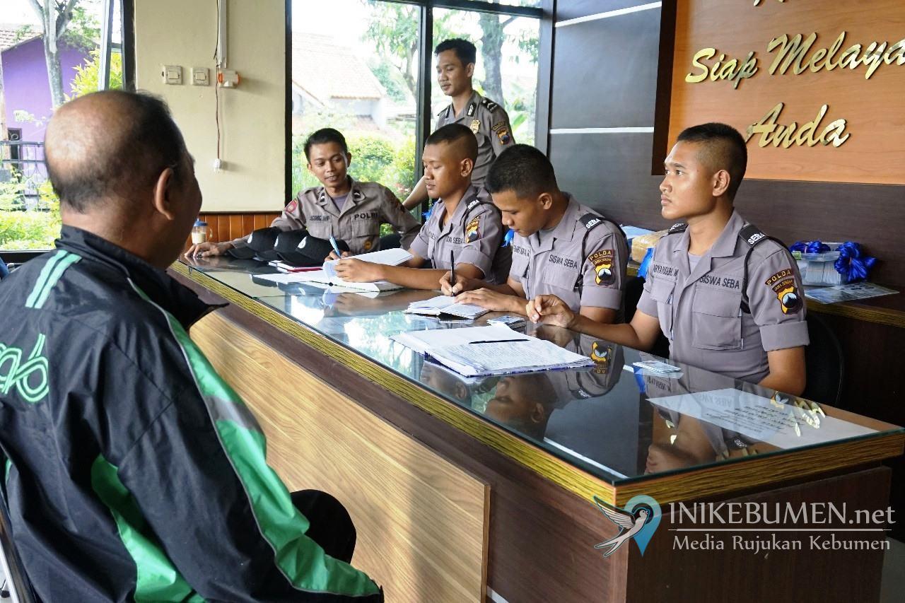 """Jelang Pelantikan, 24 Siswa SPN Polda Jateng """"Magang"""" di Polres Kebumen"""