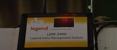 Sistema de Detección de Celo - Legend Connect