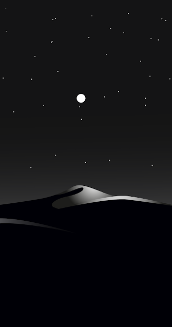 minimalism dark black wallpaper