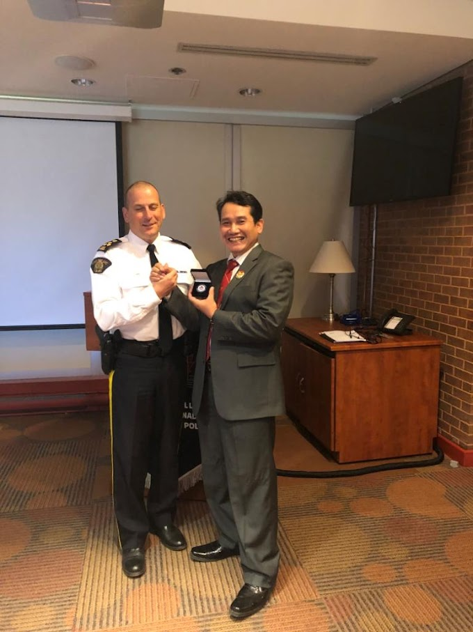 Perkuat SDM Polri, Kompolnas Kunjungi  Canadian Police College di Ottawa