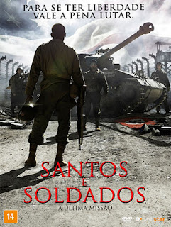 Santos e Soldados: A Última Missão - DVDRip Dual Áudio