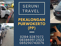 Jadwal Seruni Travel Pekalongan Purwokerto PP