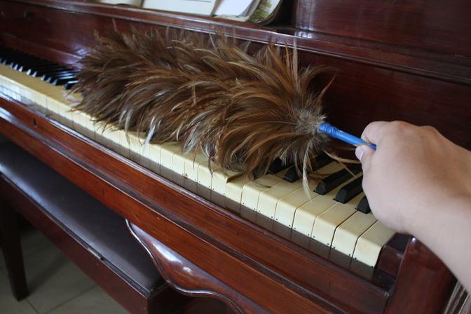 8 bước bảo quản đàn piano điện hiệu quả