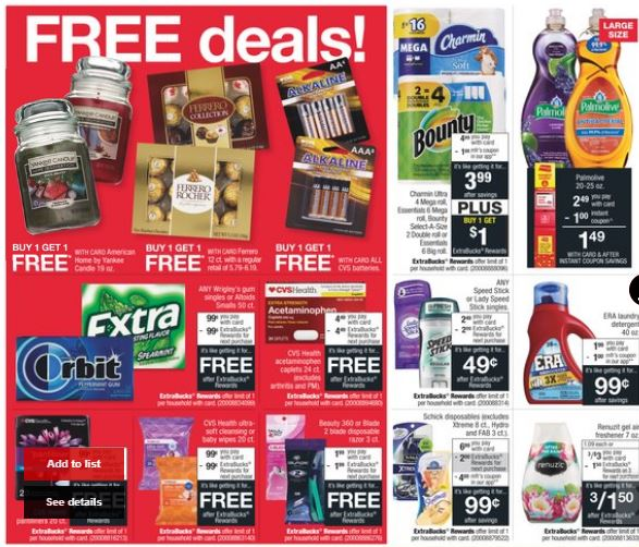 CVS Black Friday 2019 Ad Preview page-3