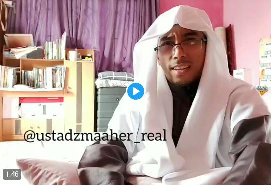 Keras Umat Islam Tak Taati Fatwa Mui Ust Maher Tolol Itu Gratis Tapi Jangan Diborong Semua Portal Islam