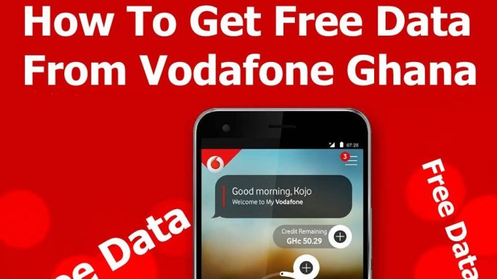 How To Get Free 1GB Data Bundle From Vodafone