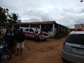 Polícia registra duplo homicídio na Zona Rural de Bananeiras, na Paraíba