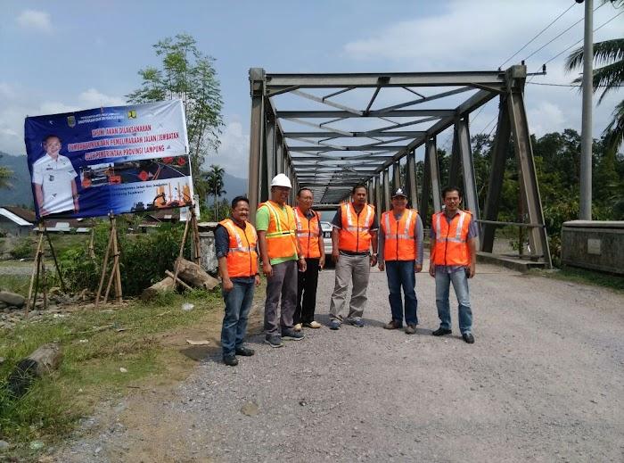 29 Tahun, Akhirnya Gubenur Ridho Perbaiki Jalan Ruas Sanggi Blok-9