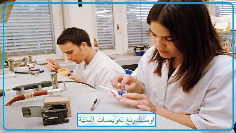 اوسبيلدونغ تعويضات السنية/فني الأسنان  Zahntechniker/in