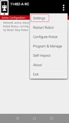 Solution Identified for Issue with v6.1 of the FTC Robot Controller Software