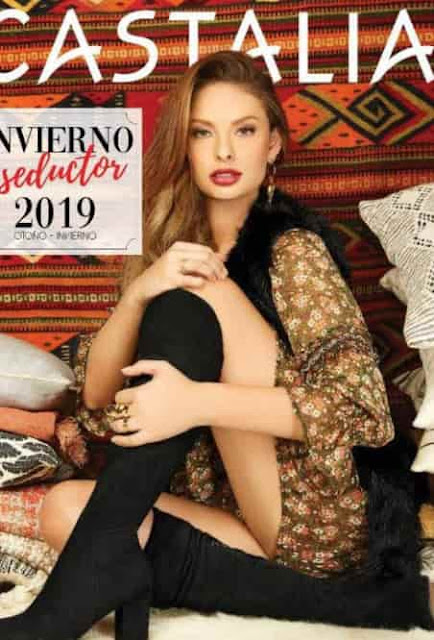 catalogo Castalia 2019 Otoño invierno