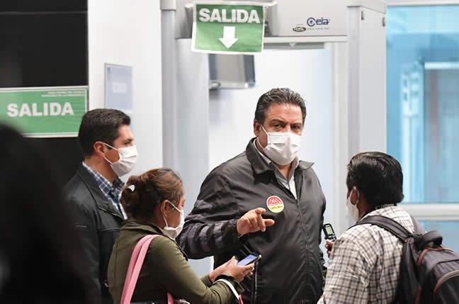 Alcaldía posterga sin fecha la cuarentena rígida en La Paz por desabastecimiento de alimentos