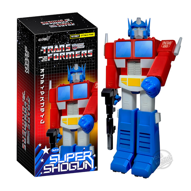 Toy Fair 2020 Super Shogun TRANSFORMERS Optimus Prime