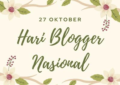 Karakter untuk menjadi blogger