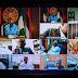 Buhari Swears In 12 New Permanent Secretaries(Full List)