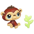 Littlest Pet Shop Singles Chimpanzee (#1510) Pet