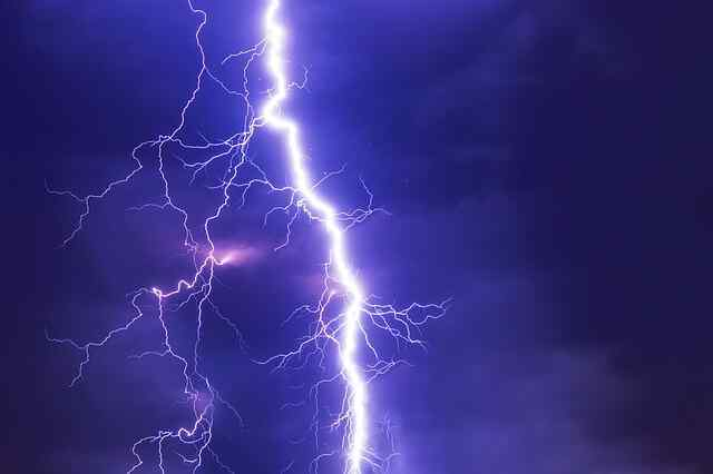 The Temperature of Lightning Science Fact