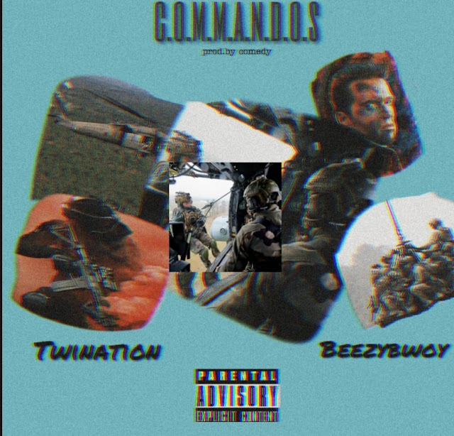 Twi Nation ft Beezbwoy-Commandos(Prod.By comedy)