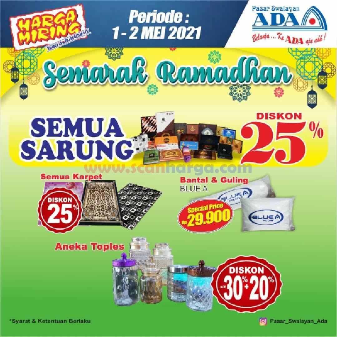 Katalog Promo ADA Swalayan Terbaru 1 - 2 Mei 2021 3
