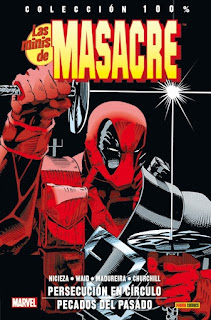 Las minis de Masacre (Deadpool)