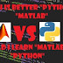Which is better Python or Matlab | What should I learn Python or Matlab | Matlab vs Python