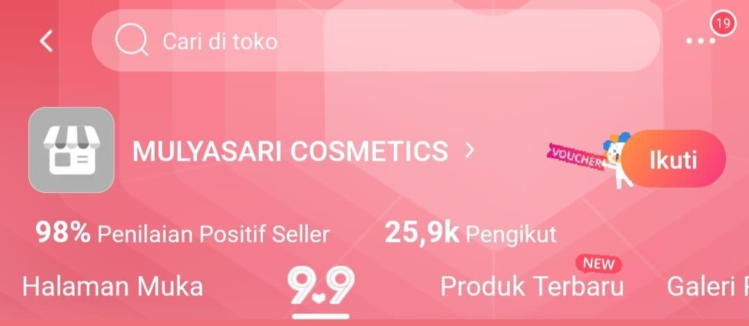 Rekomendasi Toko Kosmetik dan Skincare Terbaik di Lazada