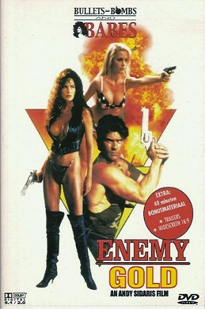 Watch Online Free Enemy Gold 1993 Hindi Dual Audio 720p Bluray