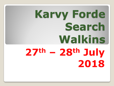 Karvy Forde Search Walkins For BPO Executive At Hyderabad | 27th & 28th July 2018